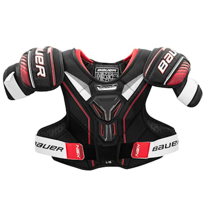 Front (Bauer NSX Hockey Shoulder Pads - Junior)