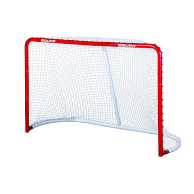 (Bauer Official Performance Steel Goal 72x48)