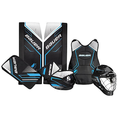 (Bauer Recreation Street Hockey Goalie Kit - Junior)