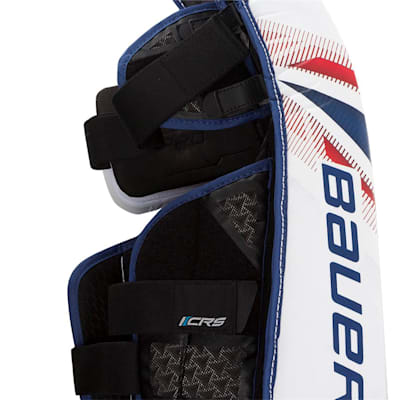 Outside Straps (Bauer Supreme 2S Pro Goalie Leg Pads - Senior)