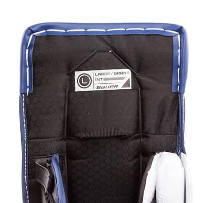 (Bauer Supreme S29 Goalie Leg Pads - Intermediate)