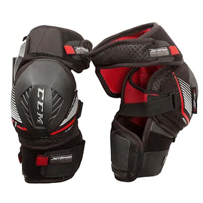 (CCM JetSpeed FT1 Hockey Elbow Pads - Senior)