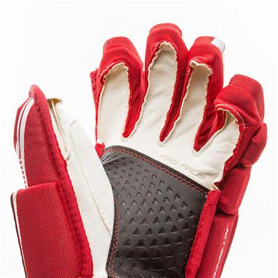 Palm (CCM JetSpeed FT390 Hockey Gloves - Junior)