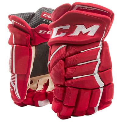(CCM JetSpeed FT390 Hockey Gloves - Senior)