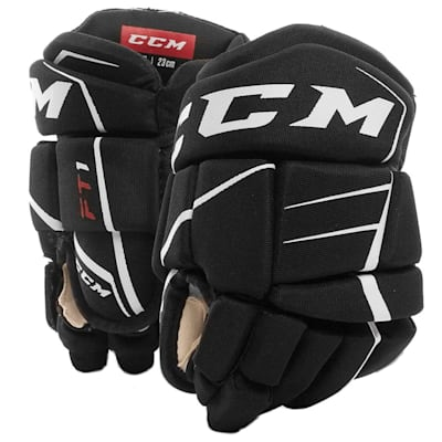 (CCM JetSpeed FT1 Youth Hockey Gloves - Youth)