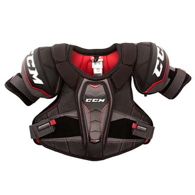 (CCM JetSpeed FT370 Hockey Shoulder Pads - Junior)