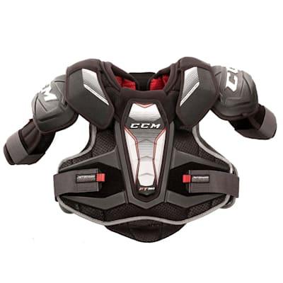 (CCM JetSpeed FT390 Hockey Shoulder Pads - Junior)