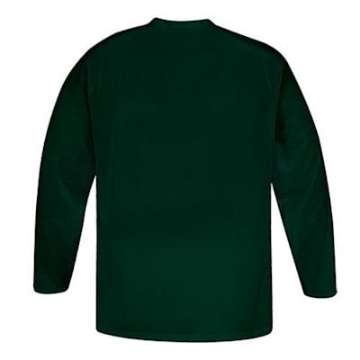 Back (CCM 5000 Practice Jersey - Dark Green - Junior)