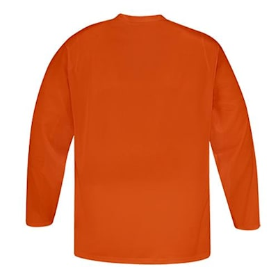 Back (CCM 5000 Practice Jersey - Orange - Junior)