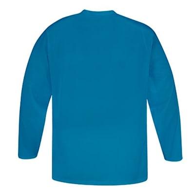 Back (CCM 5000 Practice Jersey - Turquoise - Senior)