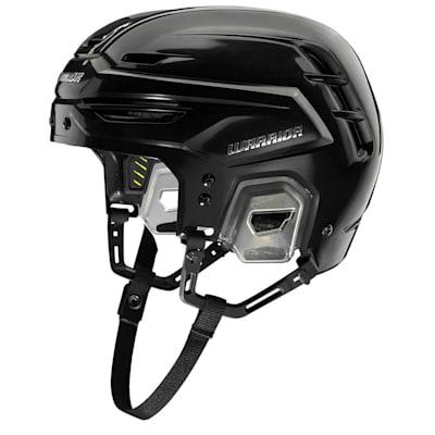 Black (Warrior Alpha One Hockey Helmet)