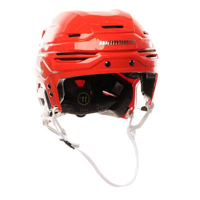 Red (Warrior Alpha One Hockey Helmet)