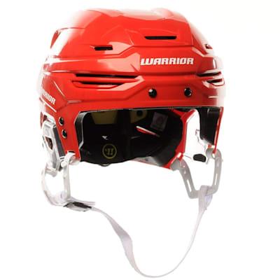 Red (Warrior Alpha One Pro Hockey Helmet)