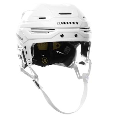 White (Warrior Alpha One Pro Hockey Helmet)