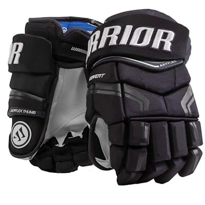 Navy (Warrior Covert QRE Pro Hockey Gloves - Junior)