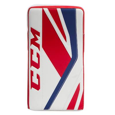 (CCM Premier P2.5 Goalie Blocker - Junior)