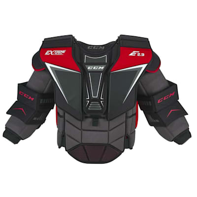 (CCM Extreme Flex Shield E2.9 Goalie Chest and Arm Protector - Intermediate)