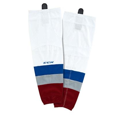 Away (CCM SX8000 Game Sock - Colorado Avalanche - Intermediate)