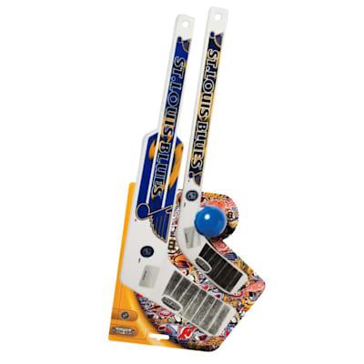St. Louis Blues (InGlasco Breakaway NHL Mini Stick Set)