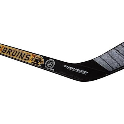 Bruins Player Stick (InGlasco Breakaway NHL Mini Stick Set)