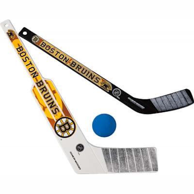 Boston Bruins (InGlasco Breakaway NHL Mini Stick Set)