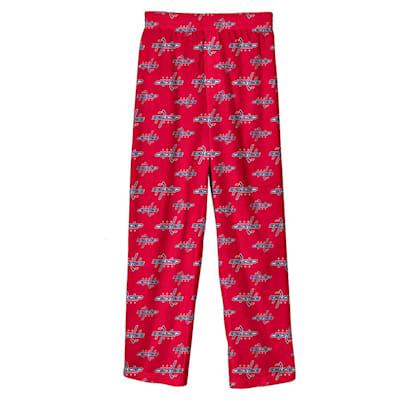 (Outerstuff Printed Pajama Pants - Washington Capitals - Youth)