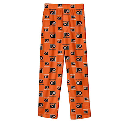 (Adidas Printed Pajama Pants - Philadelphia Flyers - Youth)