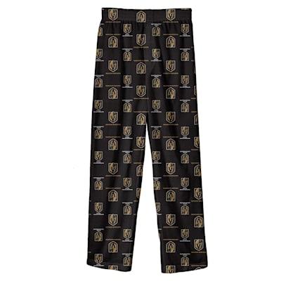 (Adidas Printed Pajama Pants - Vegas Golden Knights - Youth)