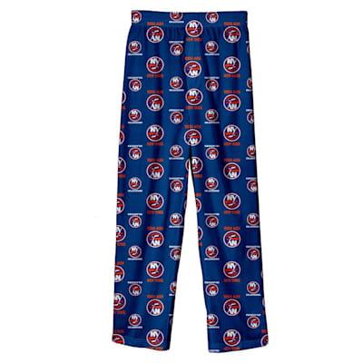 (Adidas Printed Pajama Pants - New York Islanders - Youth)