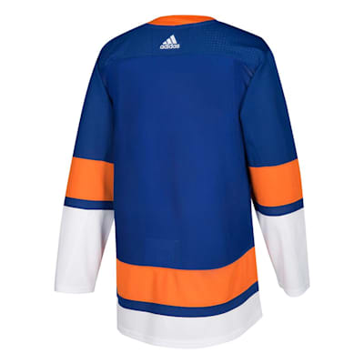 Back (Adidas New York Islanders Authentic NHL Jersey - Home - Adult)