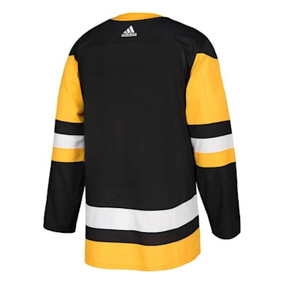 Back (Adidas Pittsburgh Penguins Authentic NHL Jersey - Home - Adult)