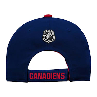 Back (Adidas Montreal Canadiens Basic Youth Hat)