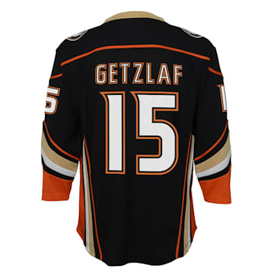 Back (Adidas Anaheim Ducks Getzlaf Jersey - Youth)
