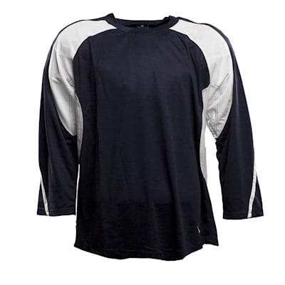 Navy/White (Pure™ Hockey Two Tone Practice Jersey - Junior)