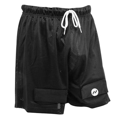 (Pure™ Hockey Mesh Hockey Jock Short - Black - Mens)