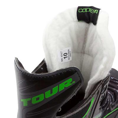 (Tour Code 9 Inline Hockey Skates - Senior)