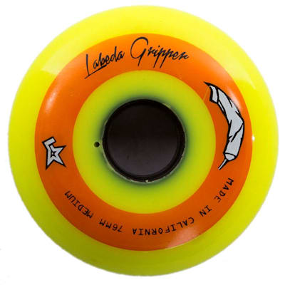 Medium (Labeda Yellow Gripper Wheel 2017)
