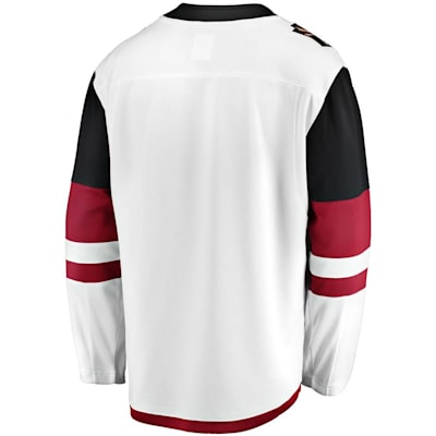 Back (Fanatics Arizona Coyotes Replica Away Jersey - Adult)