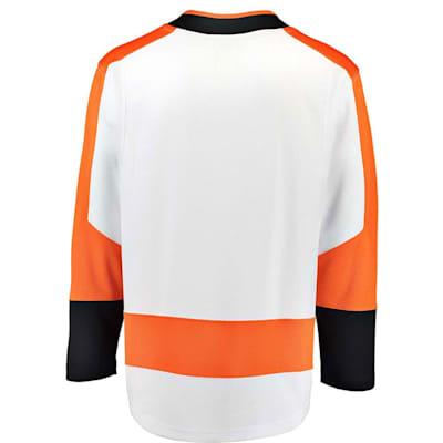 Back (Fanatics Philadelphia Flyers Replica Away Jersey - Adult)