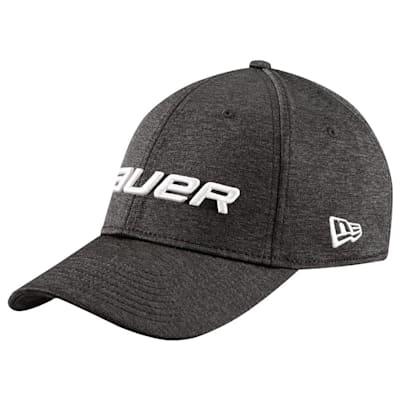 Black (Bauer New Era 39Thirty Cap - Youth)