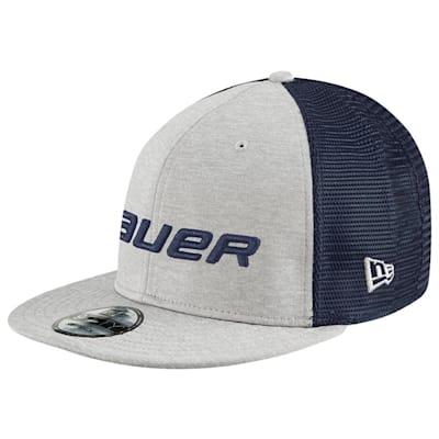 Navy (Bauer New Era 950 Snapback Cap - Youth)