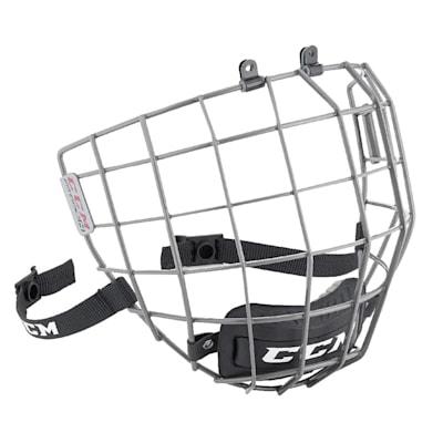 Gunmetal (CCM FM680 Facemask)