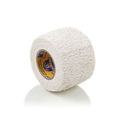 White (Howies Hockey Stretch Grip Hockey Tape 1.5in)