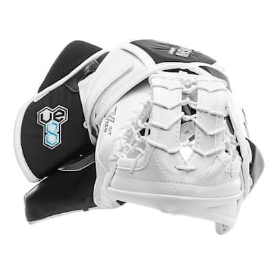 (Vaughn Velocity VE8 XFP Goalie Catch Glove - Intermediate)