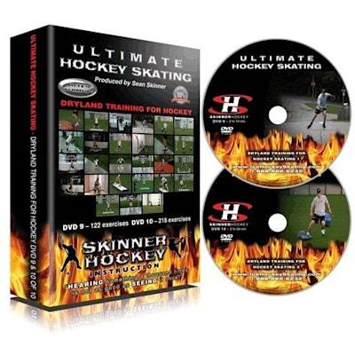 (Dryland Training for Hockey Skating)