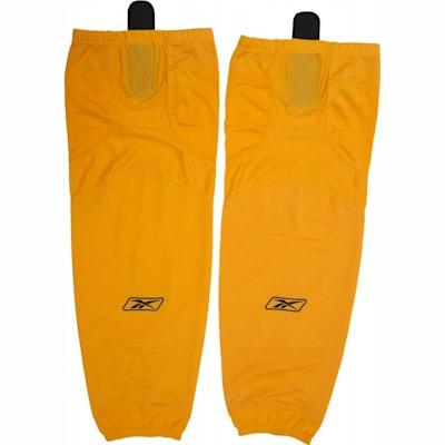 Sunflower (Reebok SX100 Edge Gamewear Hockey Socks - Junior)