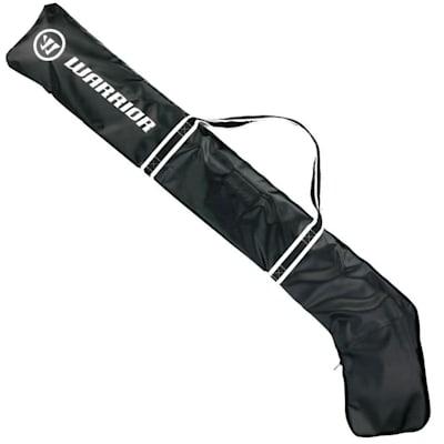Black (Warrior Pro Goalie Stick Bag)