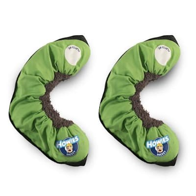 Neon Green (Howies Hockey Terry Cloth Skate Guards)