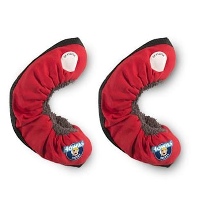 Red (Howies Hockey Terry Cloth Skate Guards)