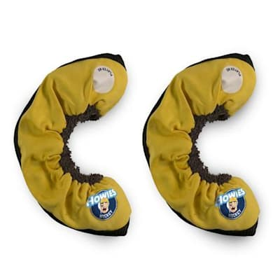 Yellow (Howies Hockey Terry Cloth Skate Guards)